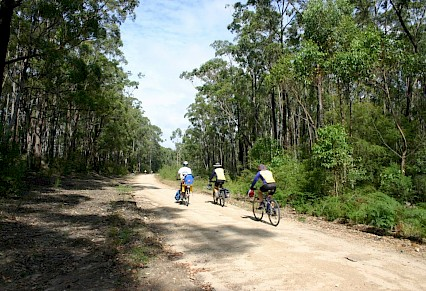 Rail Trails in Campaspe