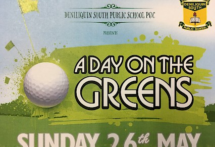 A Day on the Greens