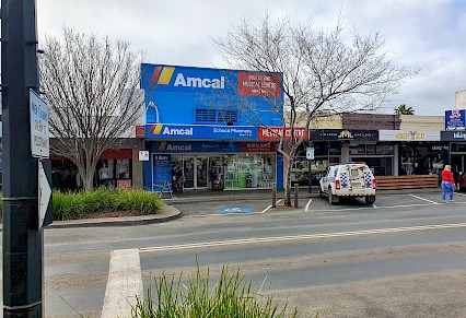 Amcal Hold-Up