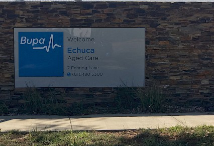 Bupa Echuca passes audit