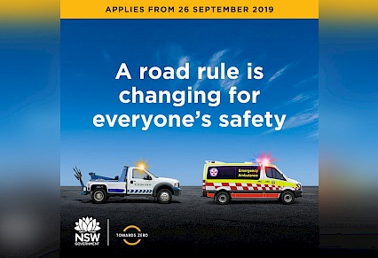 Change To NSW Road Rule