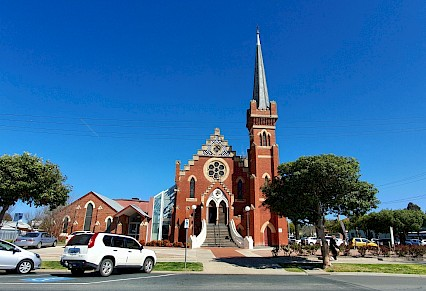 Echuca church funding